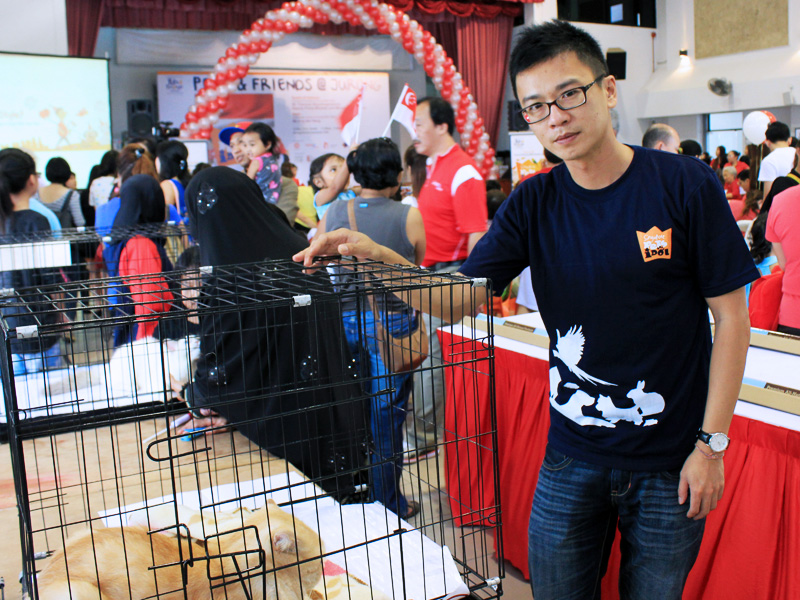 PA's (People's Association) Pets Idol Competition