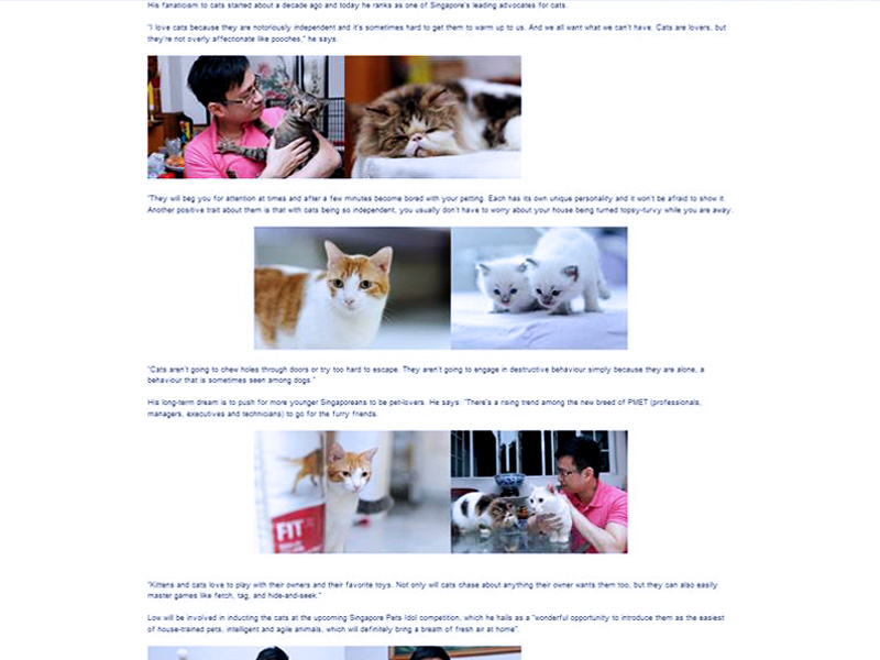 Pets & Friends - PA's (People's Association) Interview