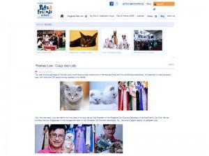 Pets & Friends - PA's (People's Association) Interview