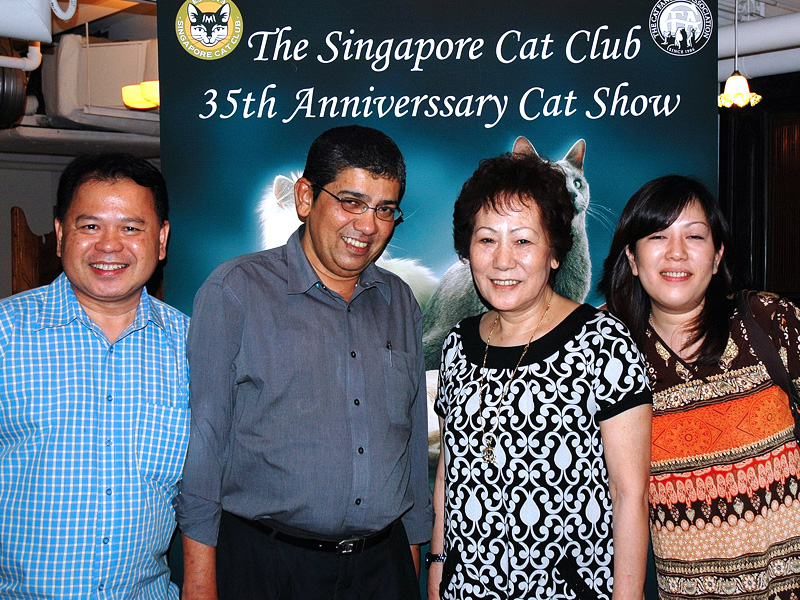SCC 35th Anniversary Post Show Dinner