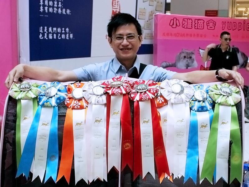 Chengdu Cat Show