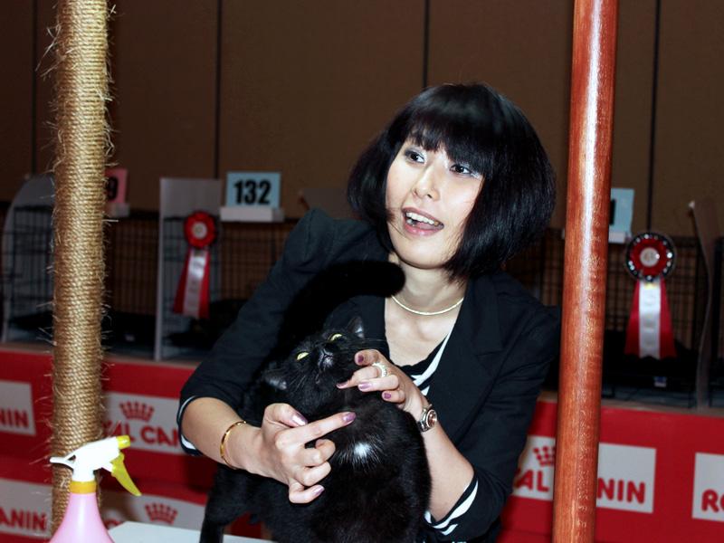 Kuala Lumpur, Malaysia Cat Show