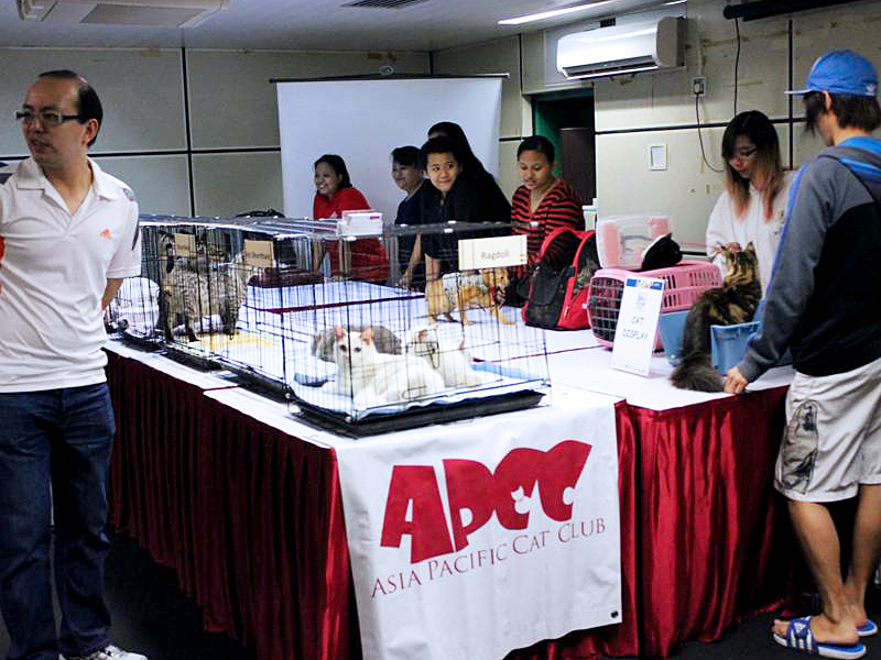 PA's (People's Association) Pet Idols Competition @ Telok Blangah CC