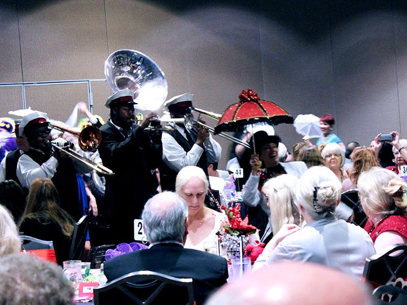 New Orleans, USA - CFA Annual 2014