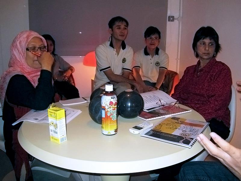 Berita Harian Interview