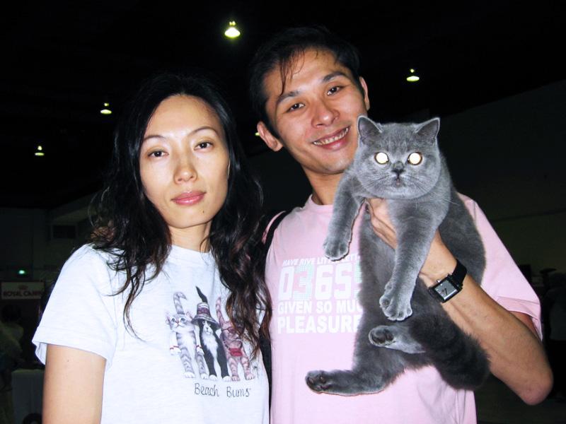 FSM Cat Show