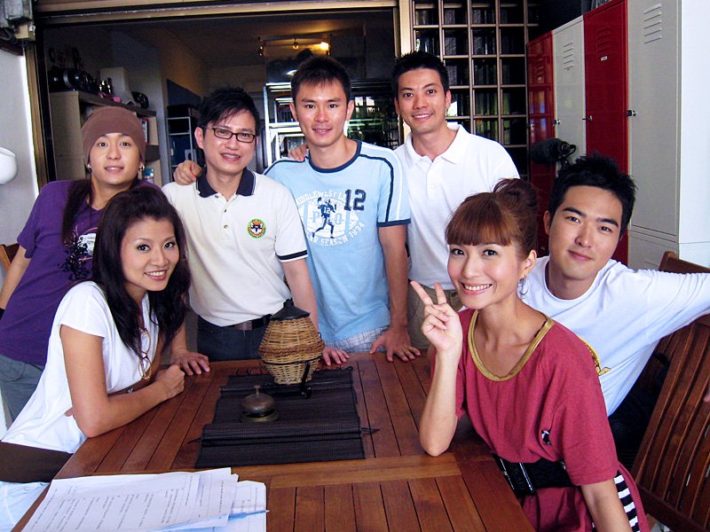 MediaCorp City Beat (Behind The Scene)