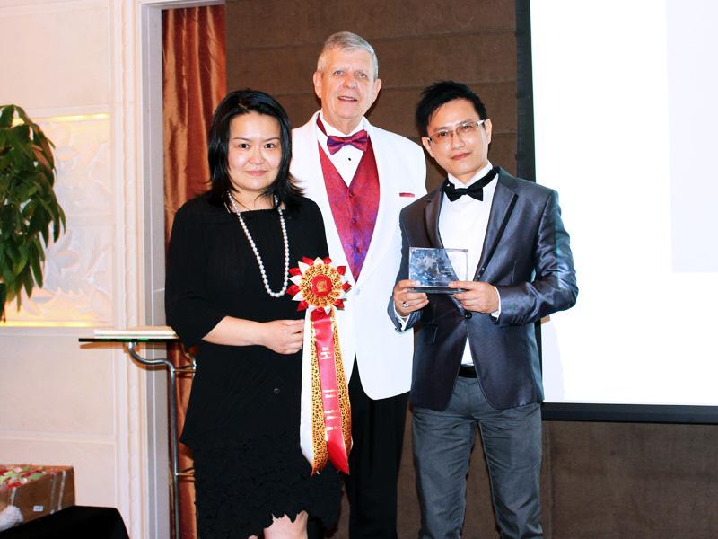 CFA International Division (Asia/Latin America) Awards Banquet