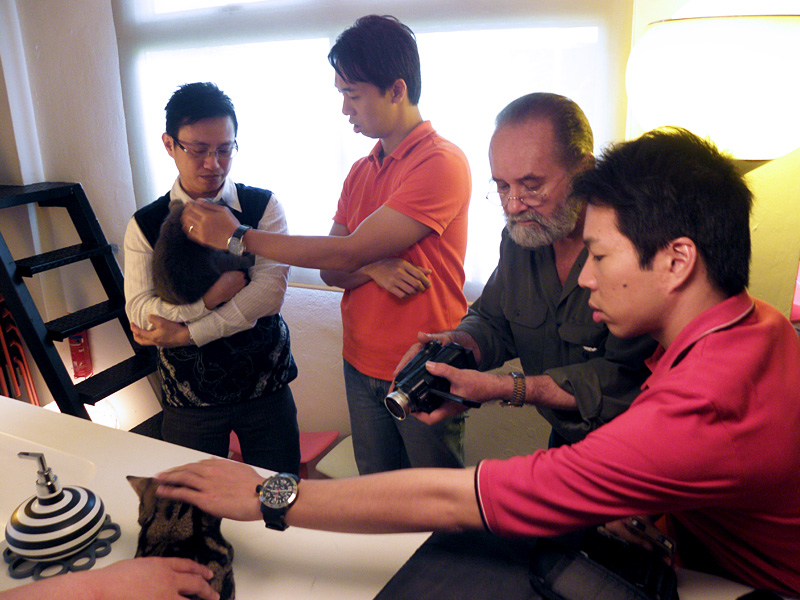 MediaCorp Same But Different (Behind The Scene)