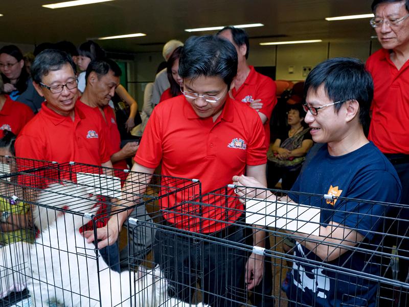 PA's (People's Association) Pet Idols Competition @ Telok Blangah CC
